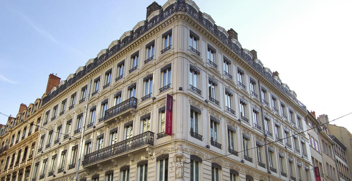 Hotels Lyon Centre Ville